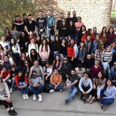 فريق العمل الرسولي يقيم مخيمه الروحي السنوي لعام 2018