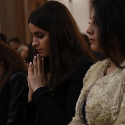 رتبة تجديد الوعد لفريق العمل الرسولي للسنة الجديدة 2018