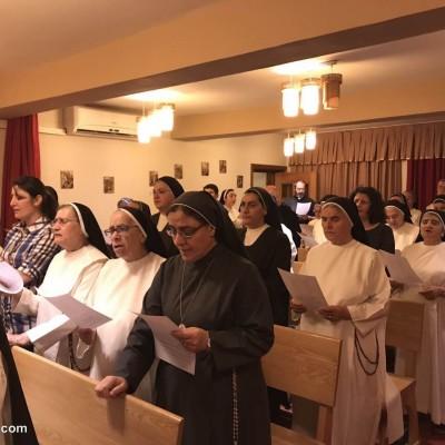 لقاء الرهبانيات والجماعات المكرسة في الإيبارشية
